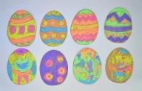 easter-art-with-eggs-and-chalk