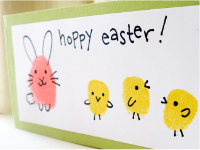 easter-bunny-and-chick-fingerprint-cards